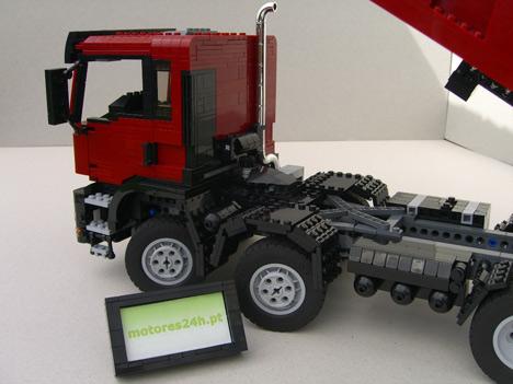 Camião Lego