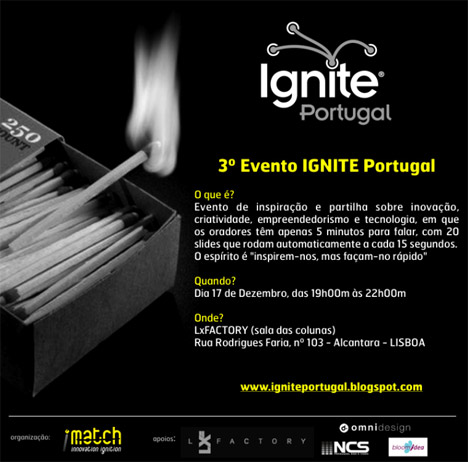 ignite lisboa